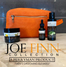 Load image into Gallery viewer, Toiletry Bag & Beard Grooming Set - Joe Finn Collection