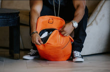 Load image into Gallery viewer, Signature Luxury Duffle Bag - Joe Finn Collection