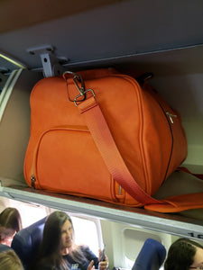 Signature Luxury Duffle Bag - Joe Finn Collection