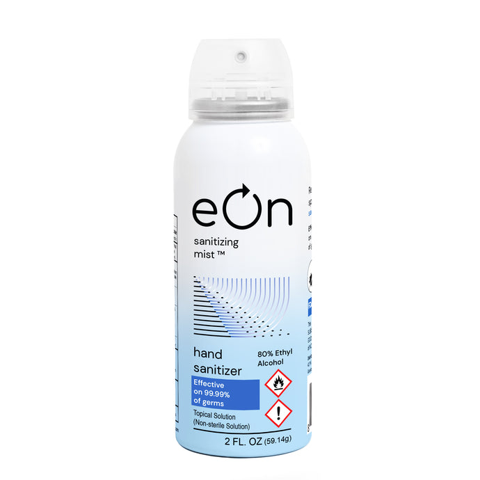 eOn Continuous Spray Hand Sanitizer 80% Ethyl Alcohol