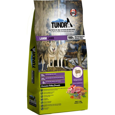 Tundra Clearwater Valley Cordero 11,34 kg