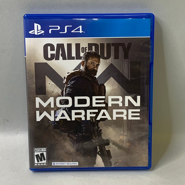 Call of Duty: Modern Warfare (Sony PlayStation 4, 2019)