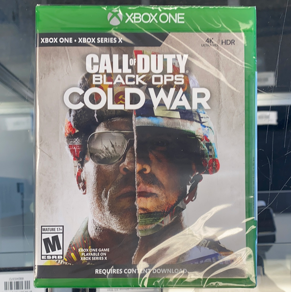 *NEW* Microsoft Xbox One Call of Duty Black Ops Cold War