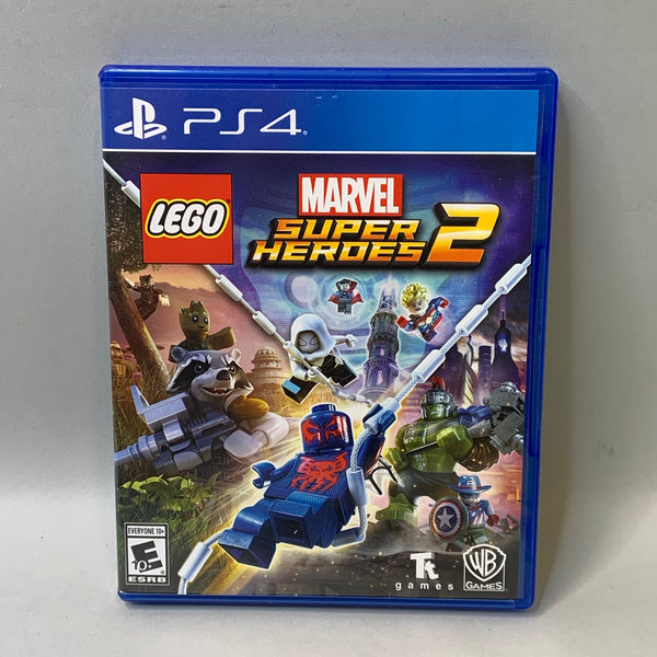 LEGO Marvel: Super Heroes 2 (Sony PlayStation 4, 2017)