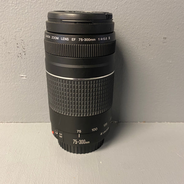 Canon Zoom Lens EF-S 75-300mm f/4-5.6 IS II