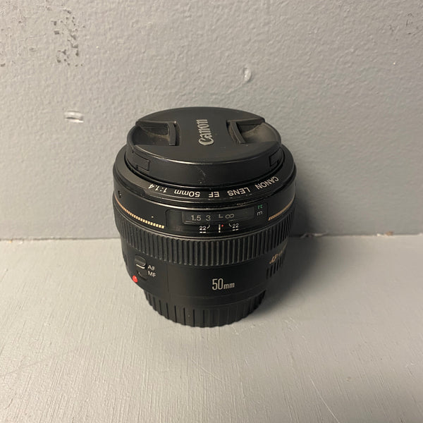Canon Zoom Lens EF 50MM f/1.4