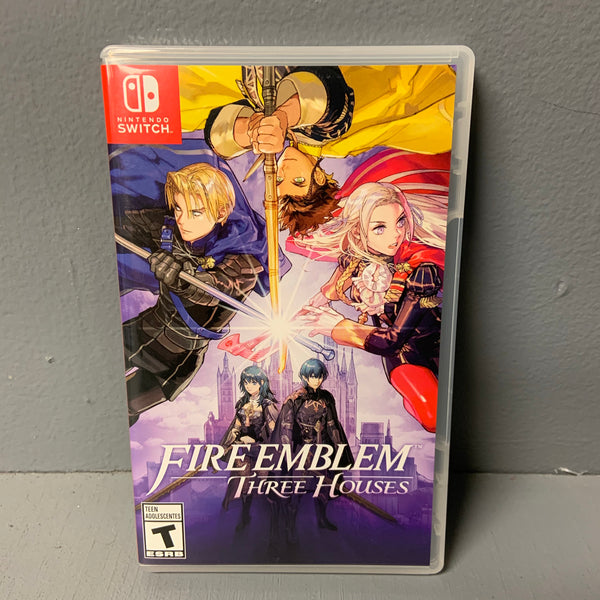 Fire Emblem: Three Houses - Standard Edition (Nintendo Switch, 2019)
