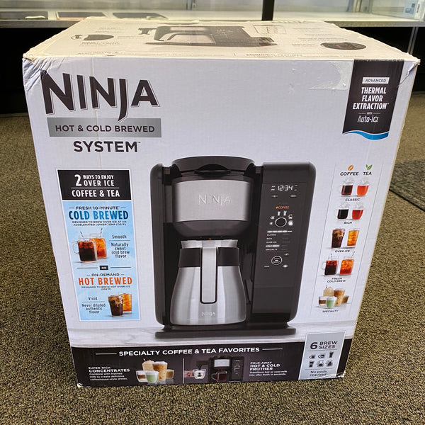 Ninja CP307 Hot and Cold Brewed System