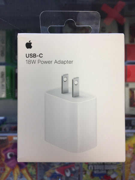 Apple Genuine USB-C 18W Power Adapter
