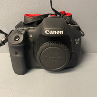 Canon EOS 7D 18.0MP DSLR Camera