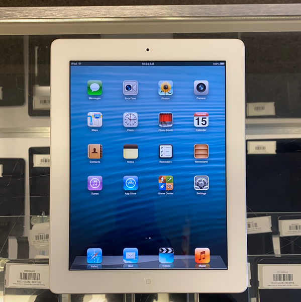 WIFI Only Apple iPad 2 16GB White
