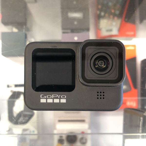 GoPro Hero 9 Black 4K Action Camera
