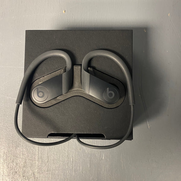 Beats by Dr. Dre Powerbeats 4 Wireless High Performance Earphones - Black