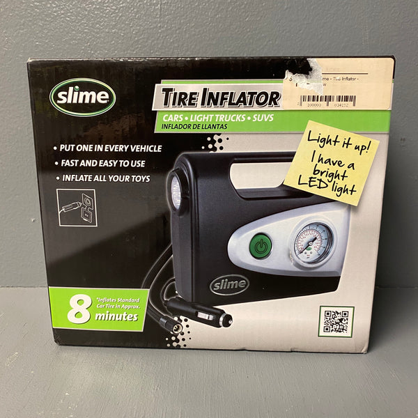 *NEW* Slime 40032 Tire Inflator