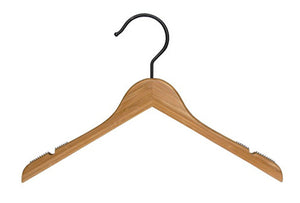 Childrens Traditional Bamboo Hanger Amber (25)