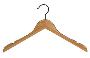Bamboo Hanger - Traditional - Amber Color (25)