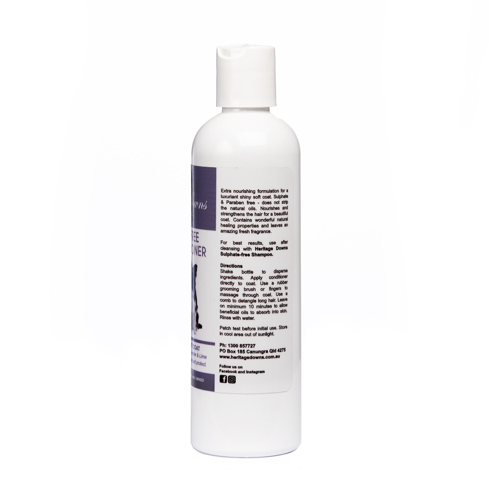 Neem, Basil & Lavender Pet Conditioner