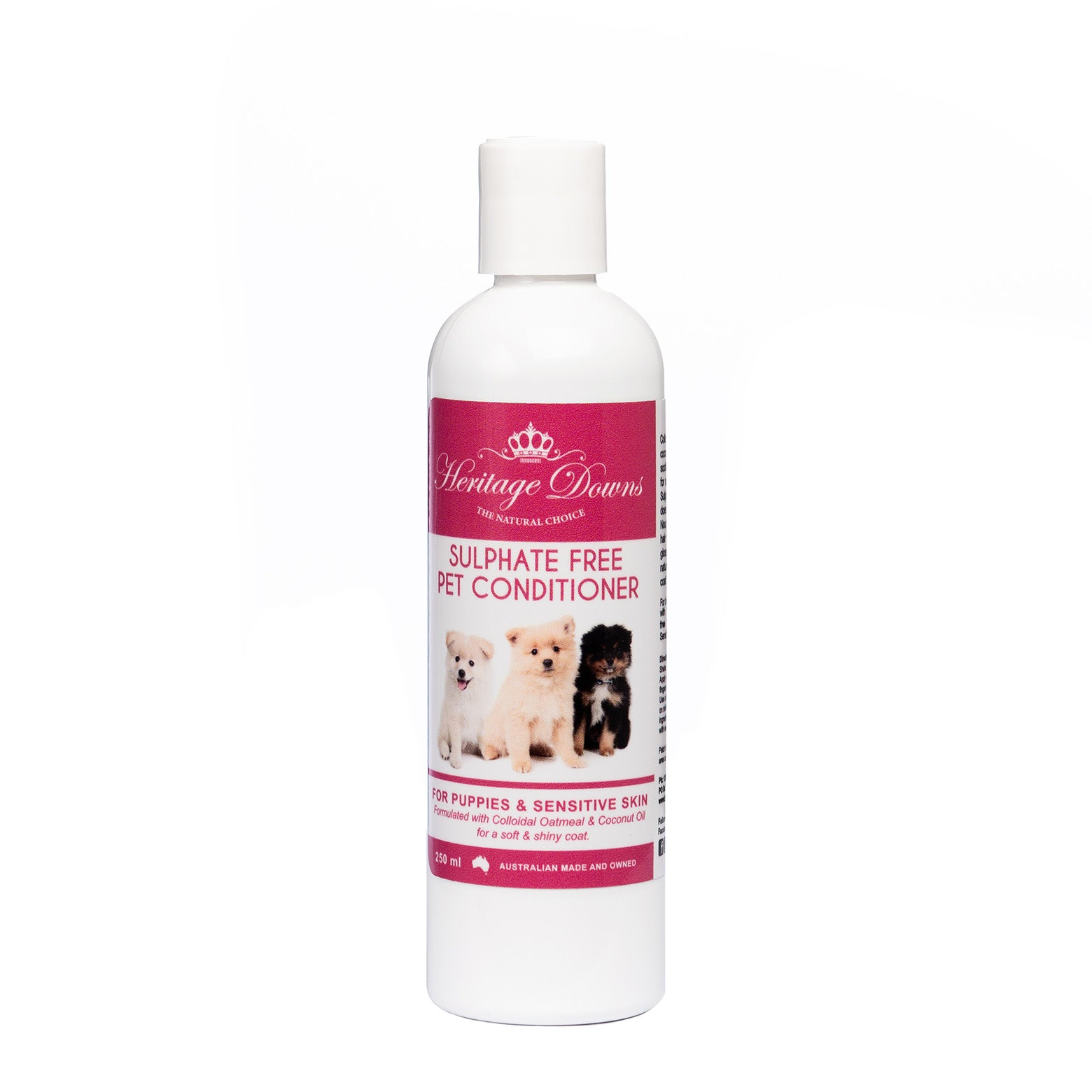 Oatmeal & Coconut Pet Conditioner