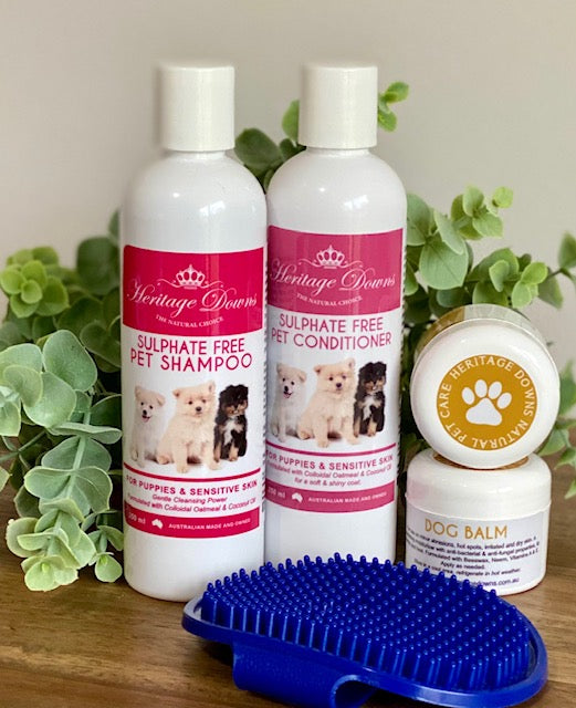 Oatmeal & Coconut Pet Care Pack