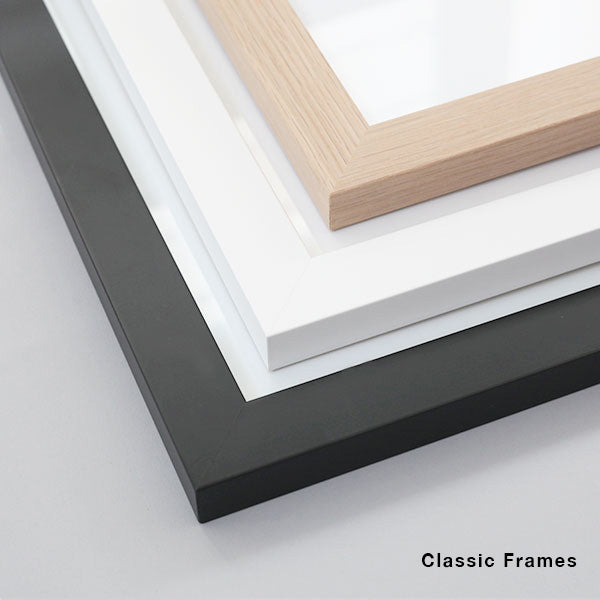 Classic Raw Blank Frame for Artwork