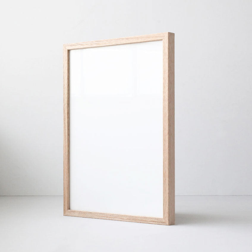 Box Frame - Raw for Art