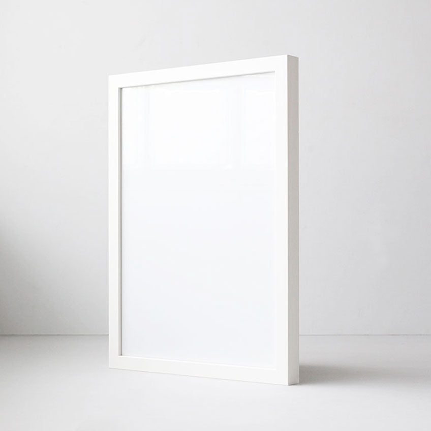 White Box Frame - Artist Services