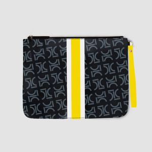 Monogram Pouch Empiral Yellow