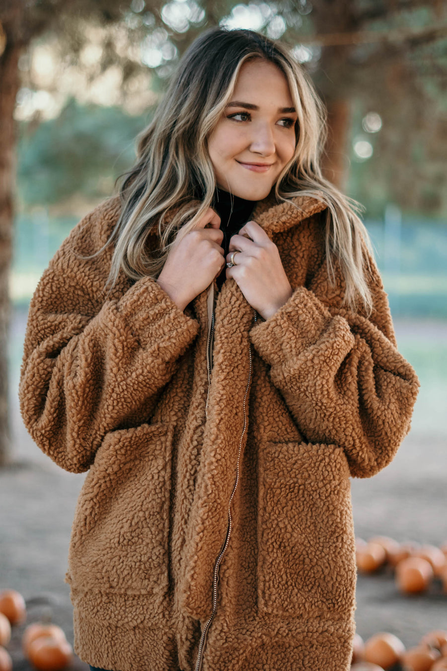 Teddy Bear Sherpa