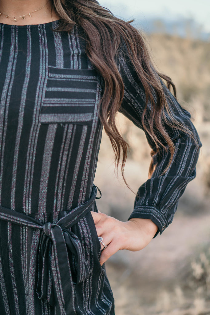 Stripes Forever Jumpsuit