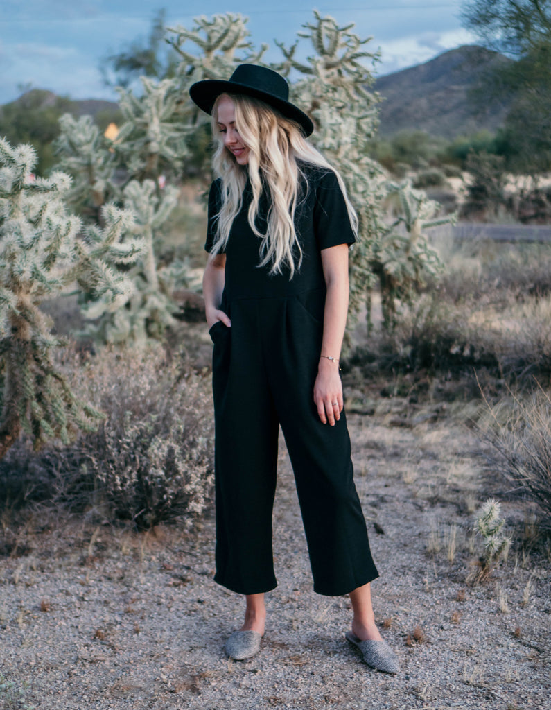 Let's Keep this Casual Jumpsuit