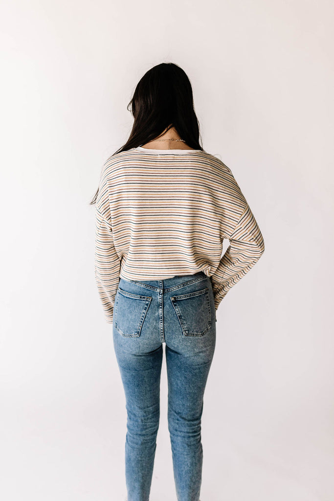Stripe your way top