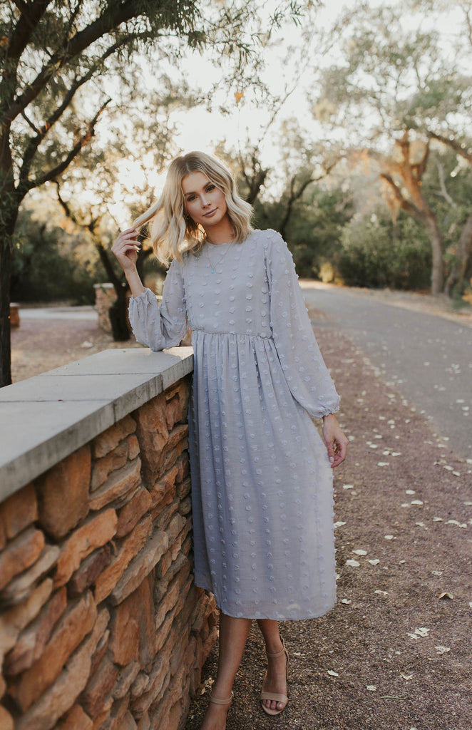 Lots of Dots Midi Dress