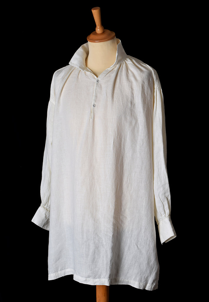 Heavyweight Linen C18th Shirt (SH122)
