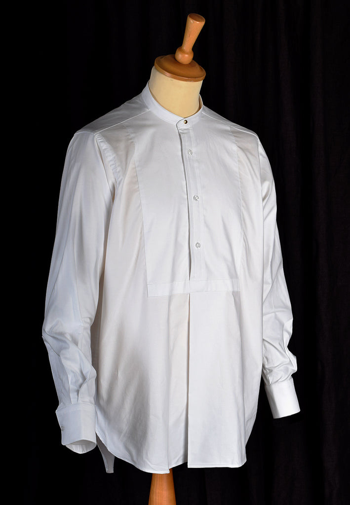C19th bib front shirt (SH160)