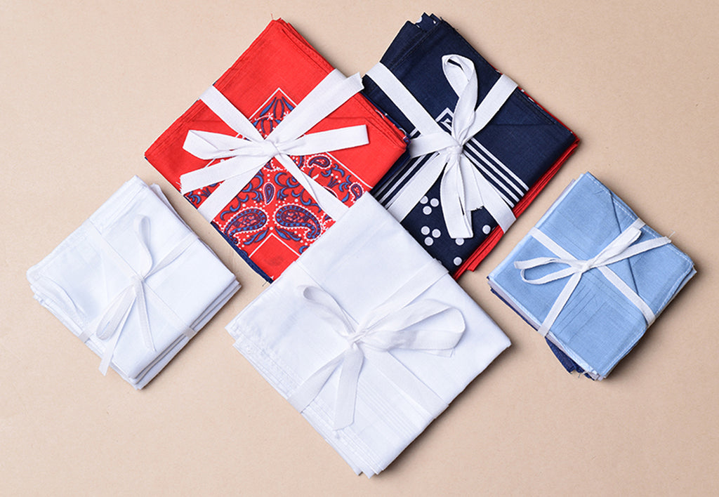 Cotton Pocket Handkerchiefs (HA100)