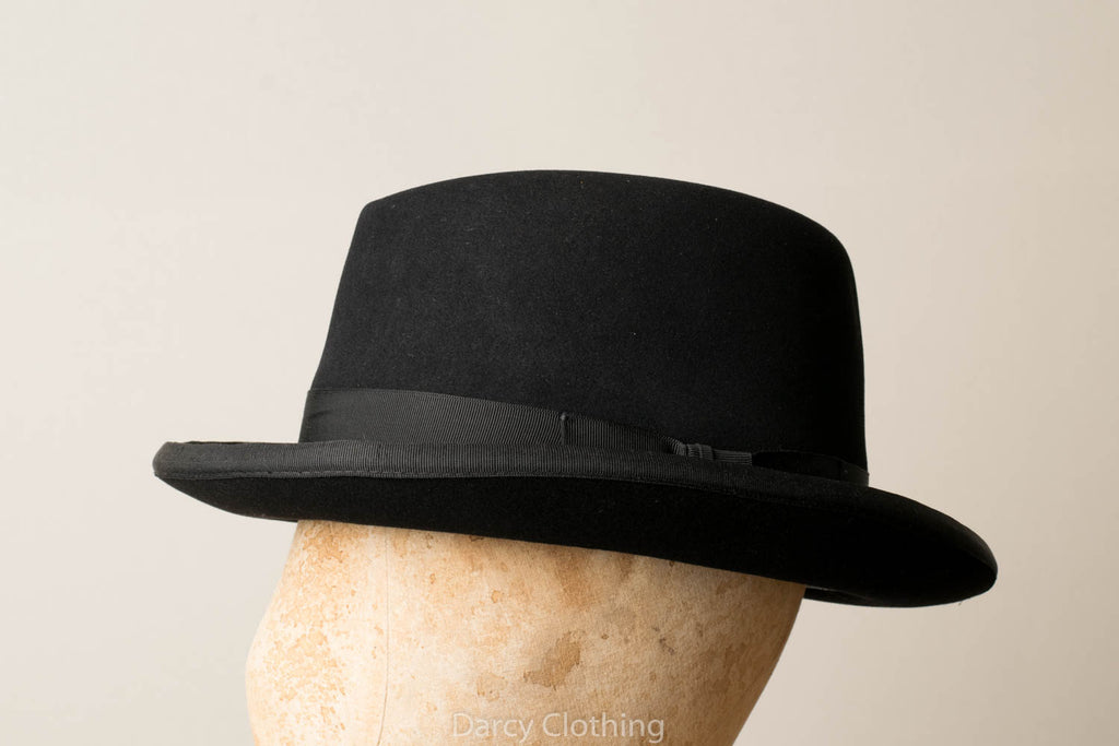 Fur Felt Homburg Hat (HA126)