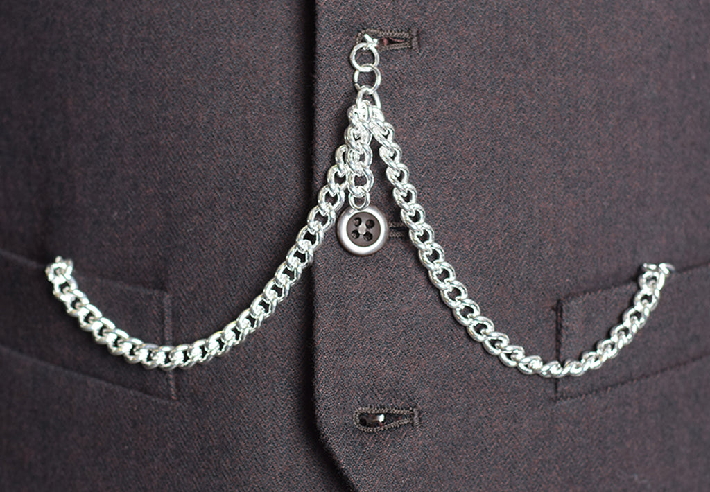 Double Watch Chain (ST912)