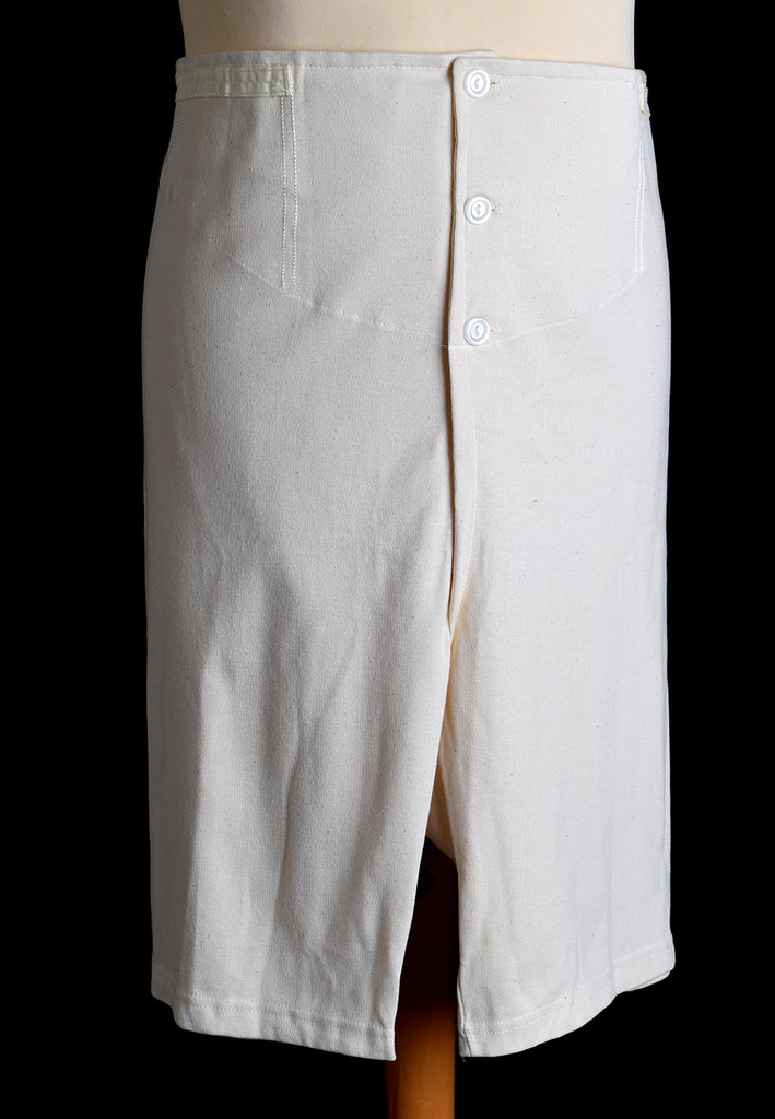 High Cross Trunks with Button Front Waist (UN2403)