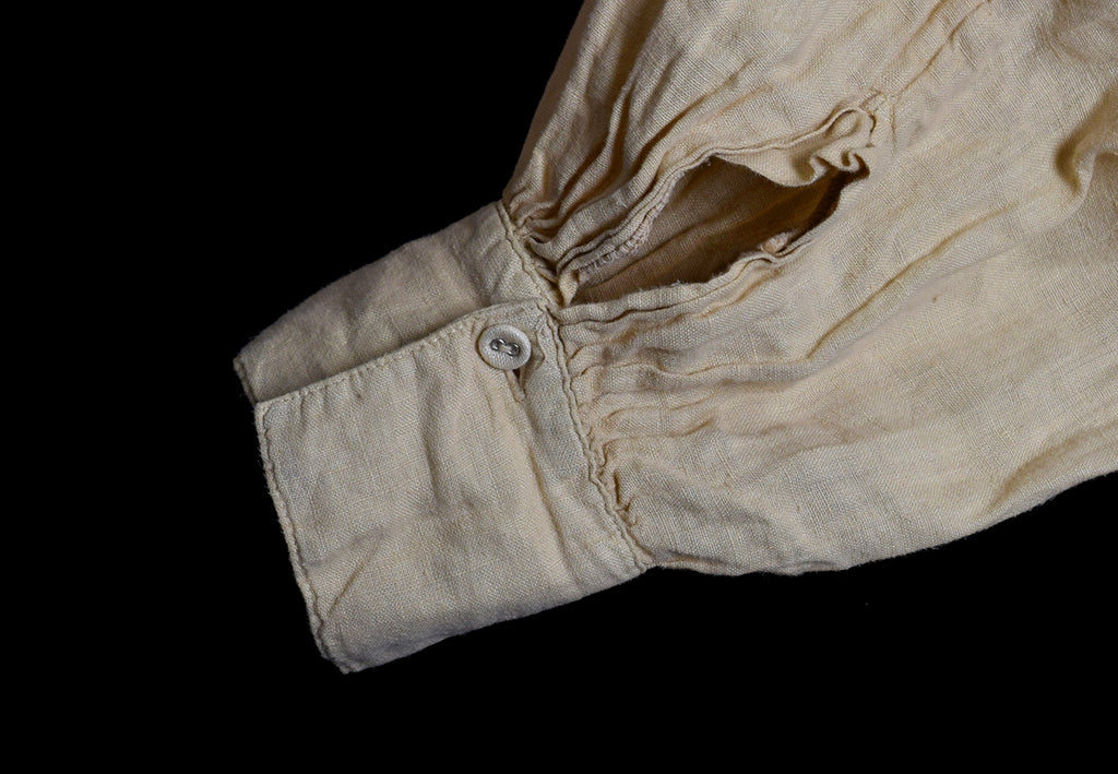 Broken Down C18th Linen Shirt (SH120B)