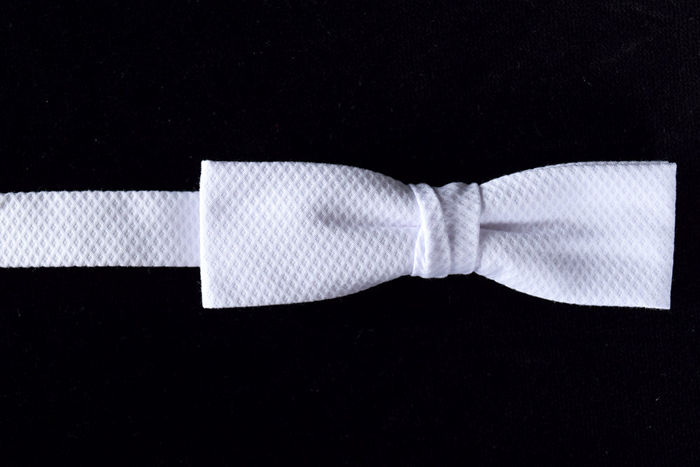 Edwardian Narrow Marcella Bow Tie - Ready Tied (CR5401)