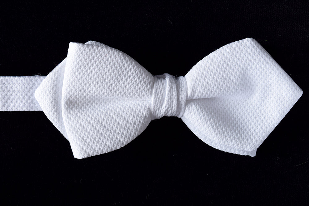 Pointed End Marcella Bow Ties - Ready Tied (CR545WR)