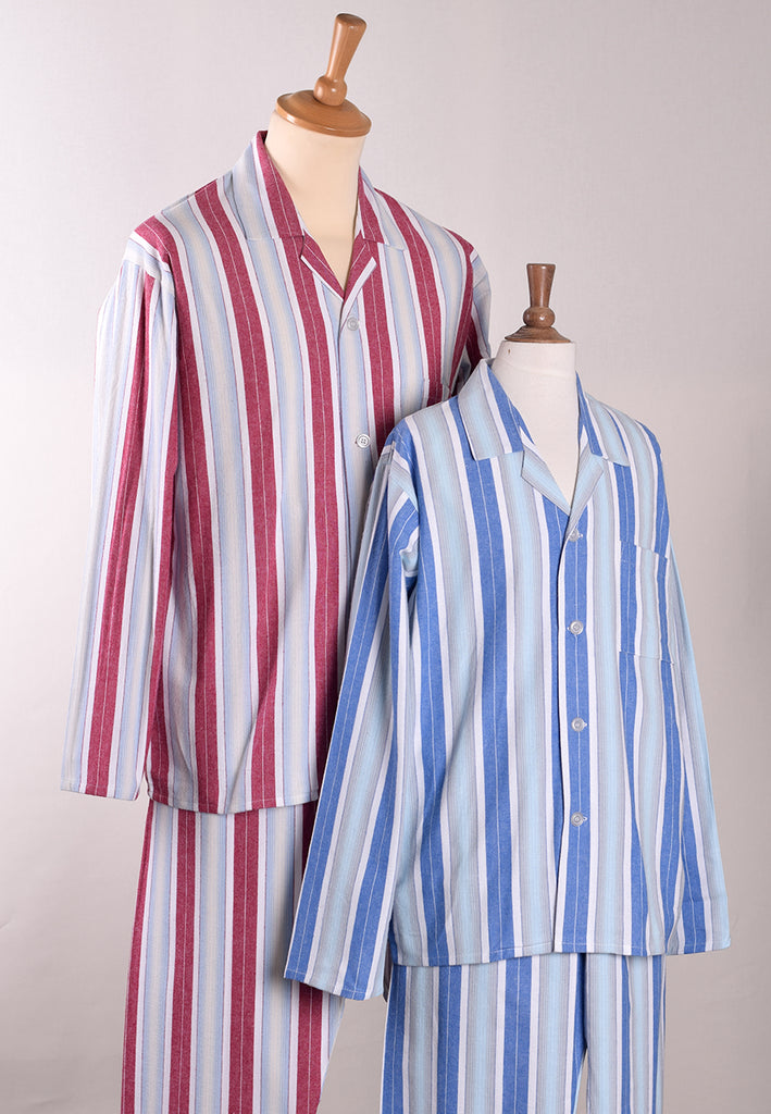 Children's Traditional Stripe Pyjamas (NW4201)
