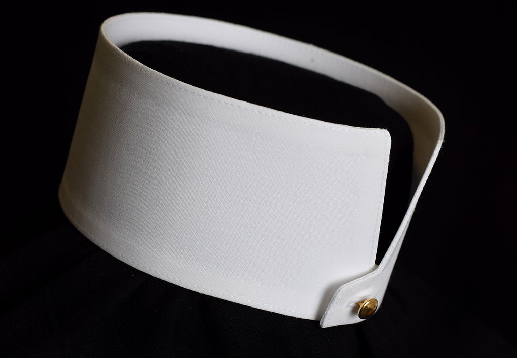 Starched High Imperial Collar (CO101)
