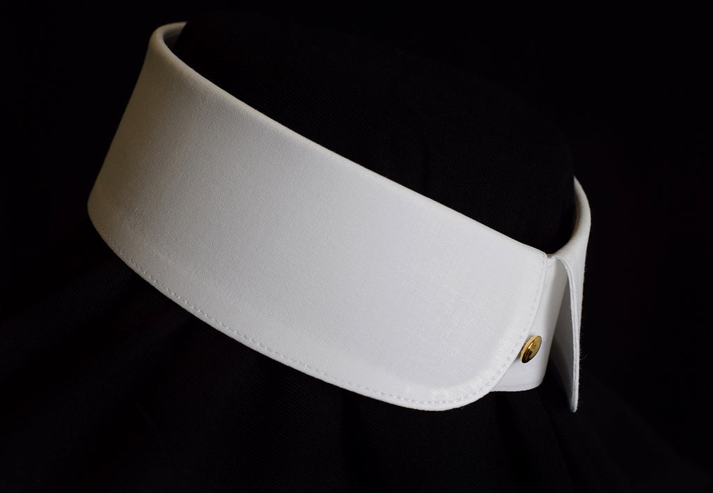Starched Double Round Collar (CO120)