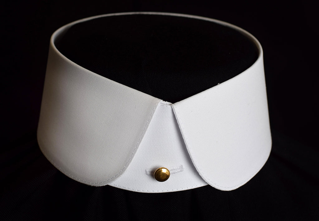 Washable Double Round Collar (CO125W)