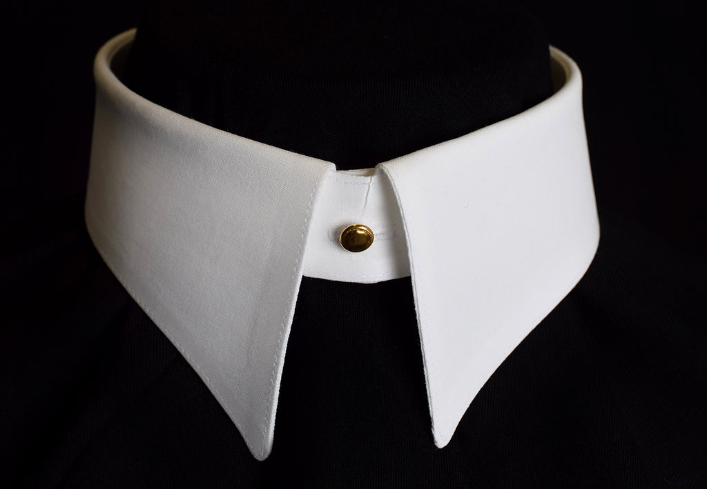 Starched Spearpoint Collar (CO132)