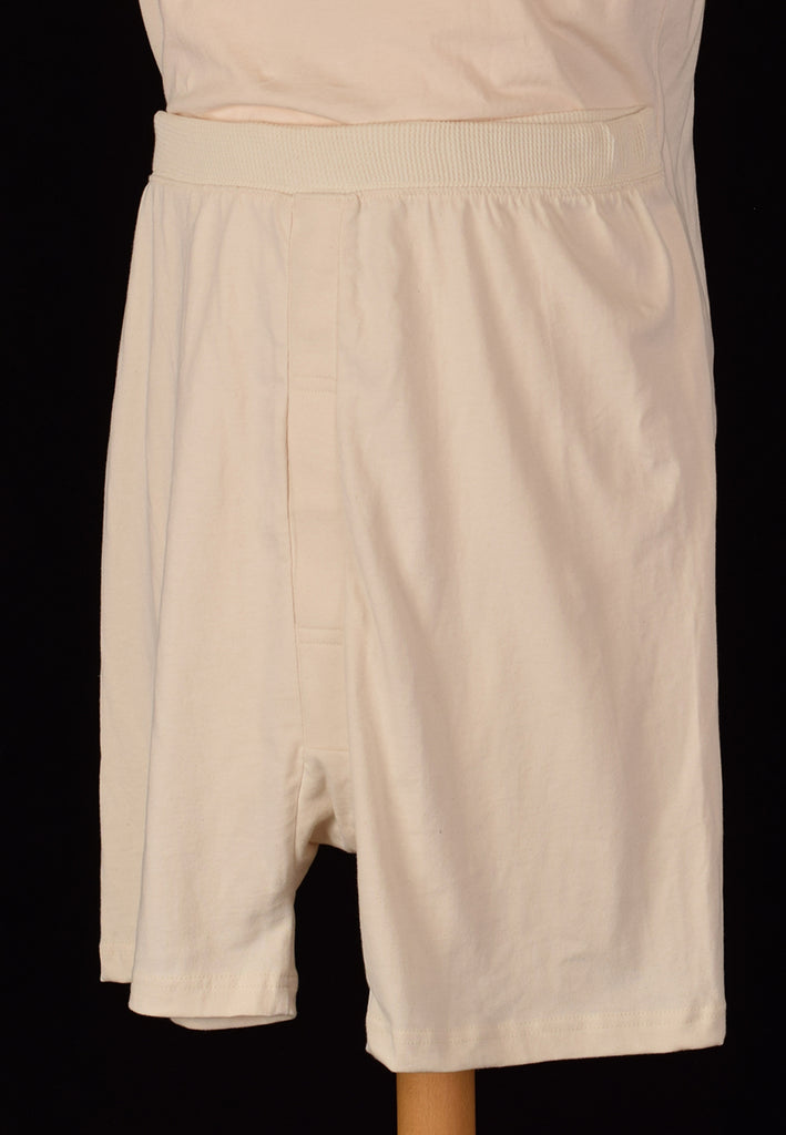 Traditional Cotton Jersey Men's Trunks (UN233)