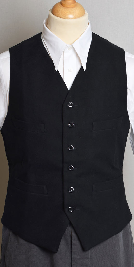 Longer Length Classic Waistcoat (WC112)