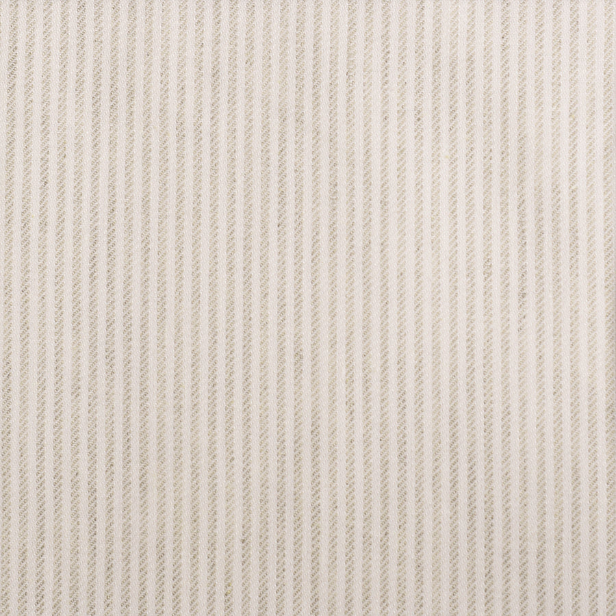 Beige Linen Cotton Stripe (FD-HSC-022)
