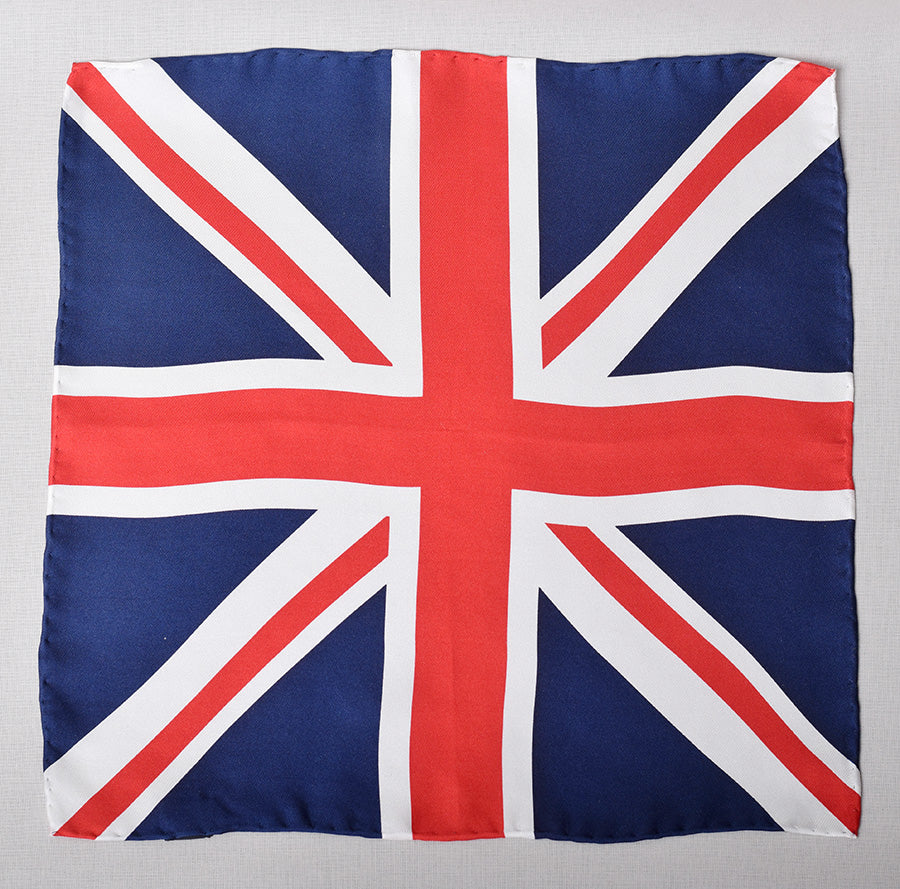 Union Jack Handkerchief (HA101)